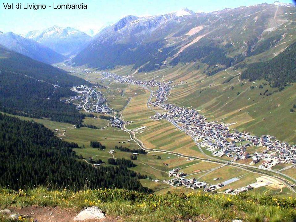 Valle di Scalve - Lombardia