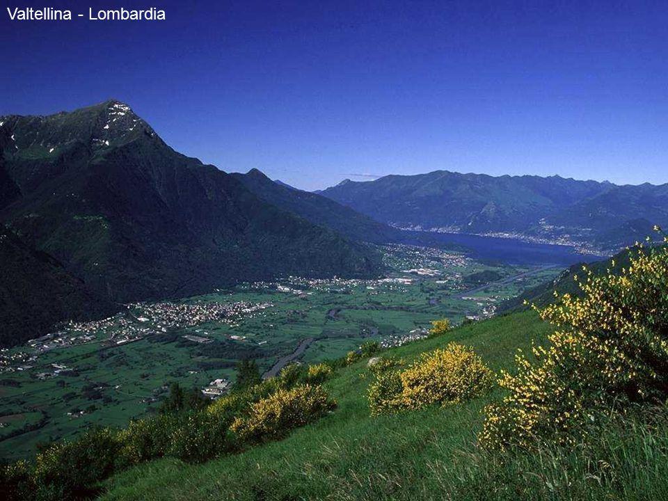 Val di Livigno - Lombardia