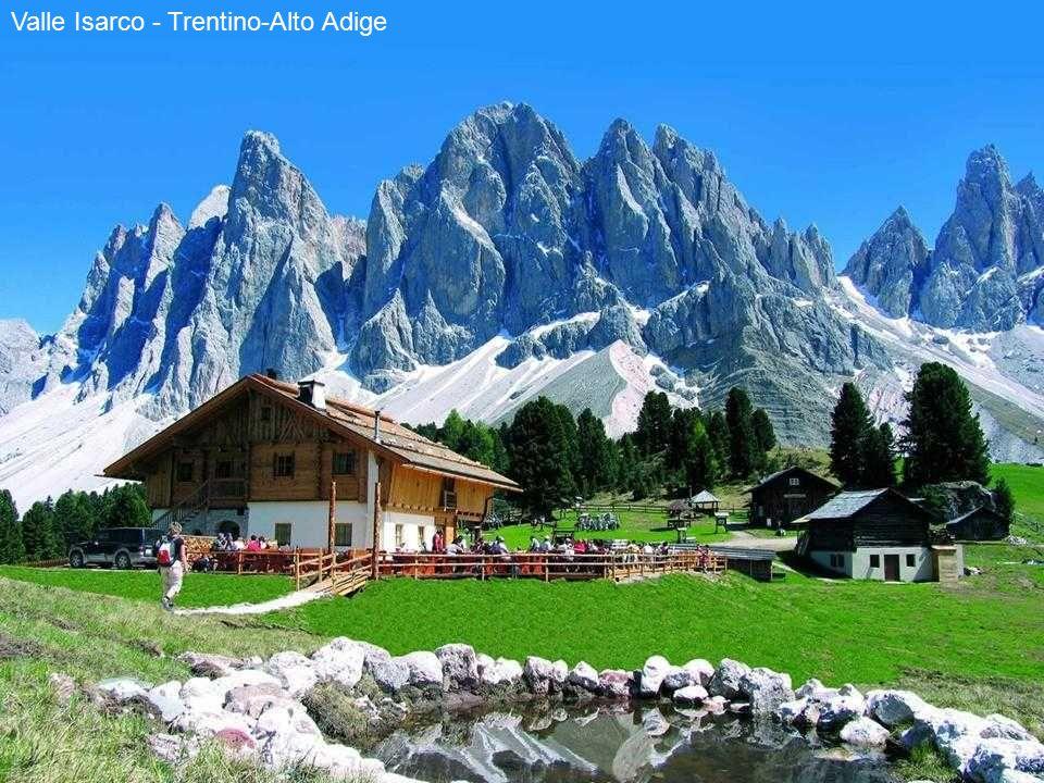 Val Fiscalina - Trentino-Alto Adige