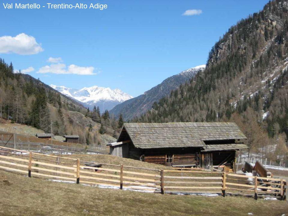 Valle Isarco - Trentino-Alto Adige