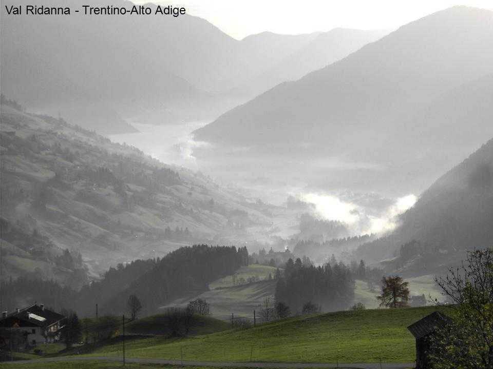 Val Martello - Trentino-Alto Adige