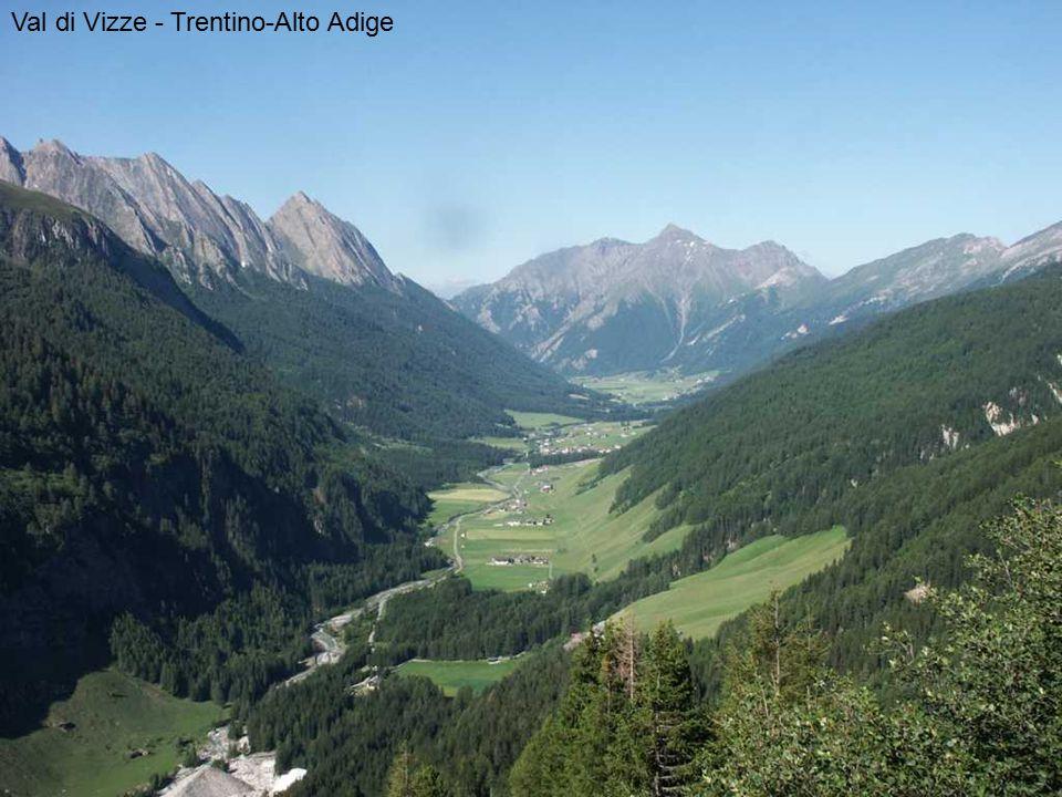 Val Ridanna - Trentino-Alto Adige