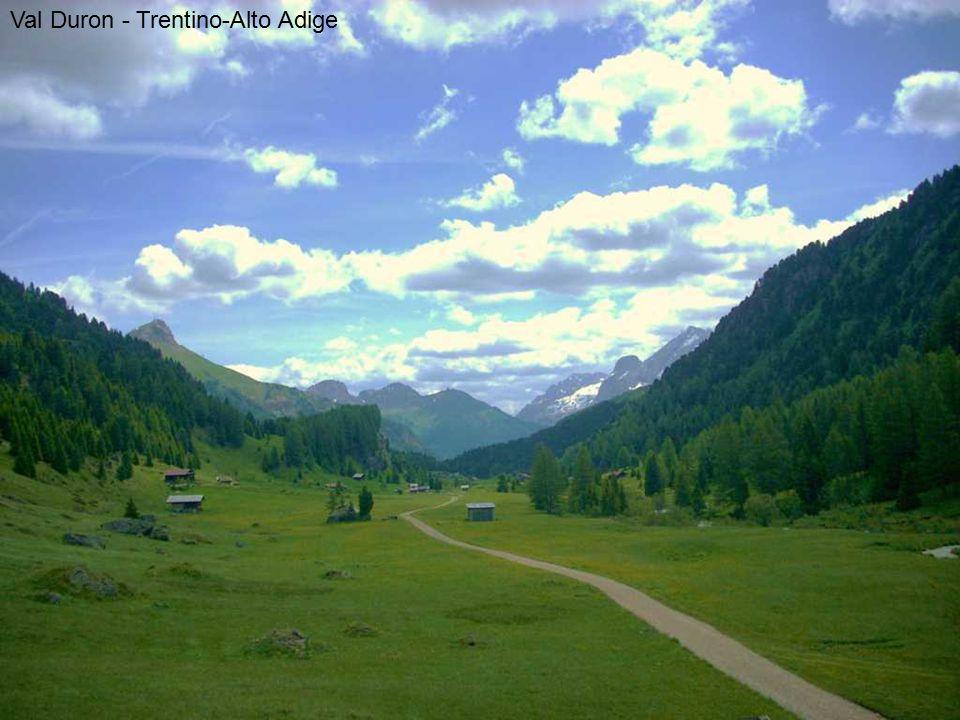Val Venosta - Trentino-Alto Adige