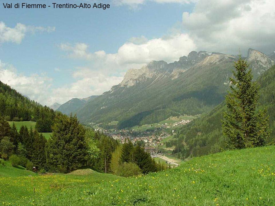 Val di Genova - Trentino-Alto Adige
