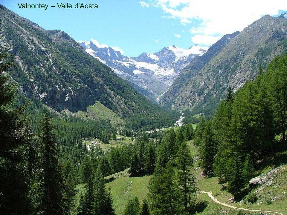 Val Ferret – Valle d'Aosta
