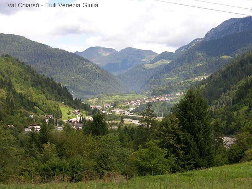 La valle del But - Friuli Venezia Giulia