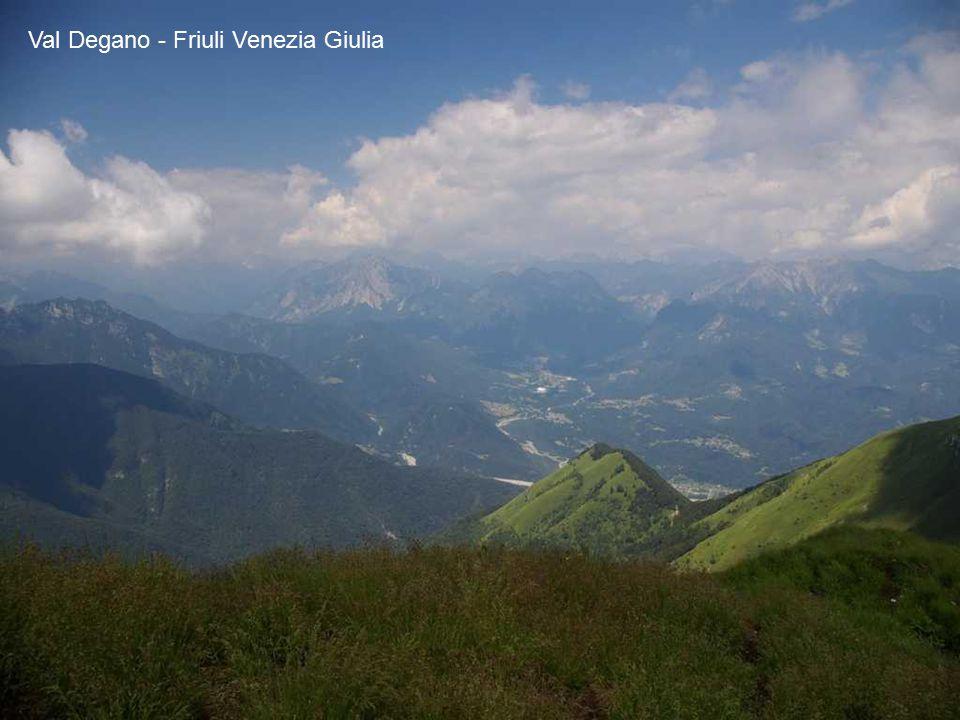 Val Chiarsò - Fiuli Venezia Giulia