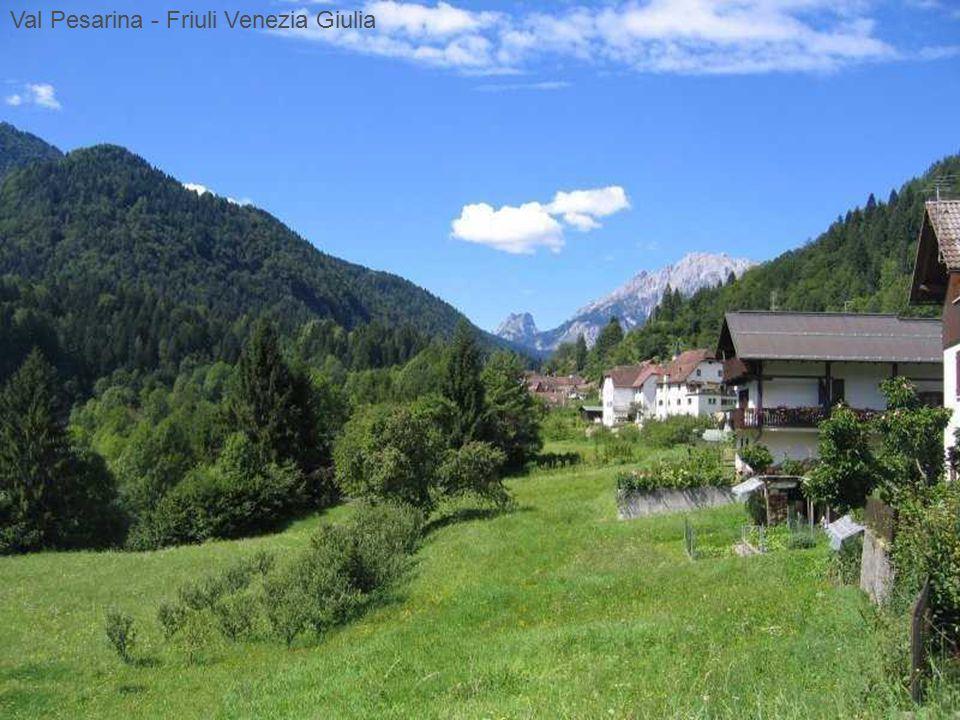 Val Lumiei - Friuli Venezia Giulia