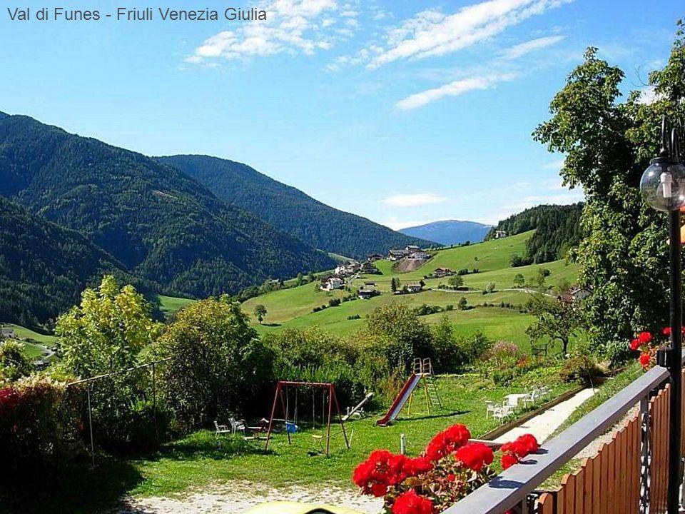 Val Pesarina - Friuli Venezia Giulia