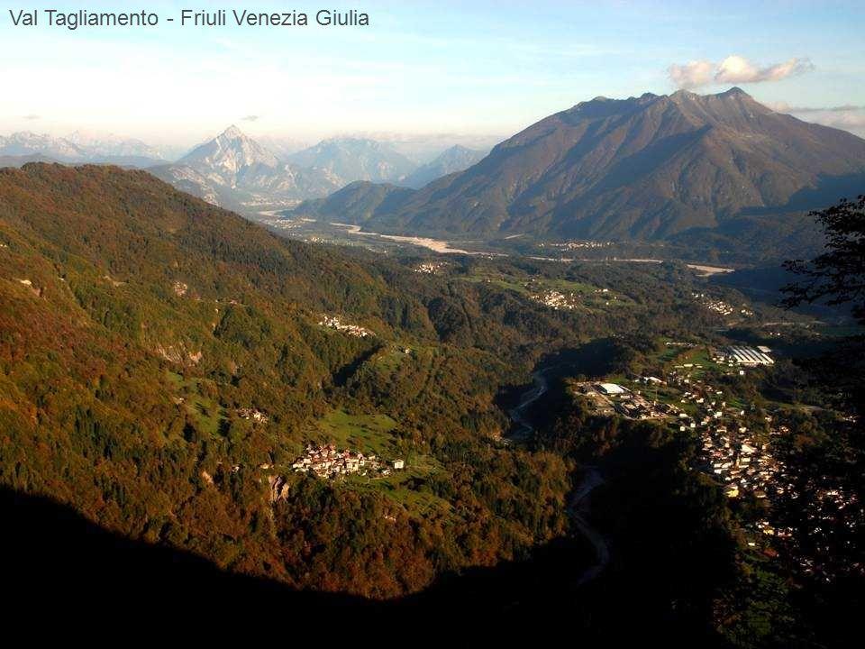 Val di Funes - Friuli Venezia Giulia