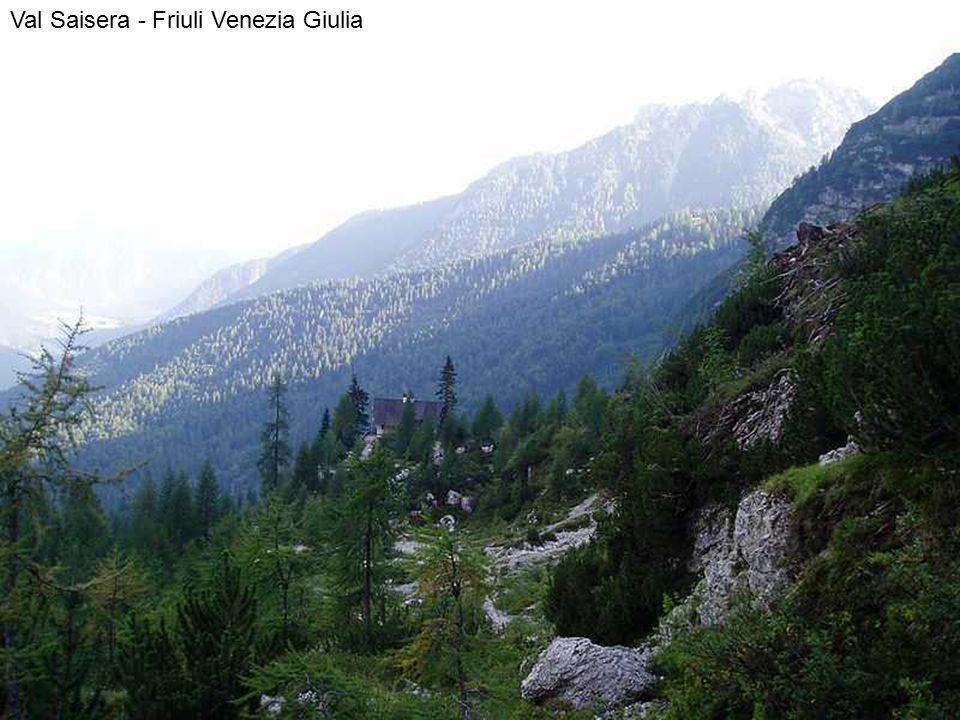 Canal del Ferro - Friuli Venezia Giulia