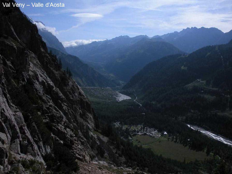 Valle del Gran San Bernardo – Valle d'Aosta
