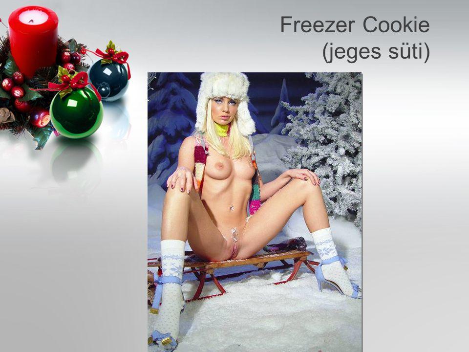 Wrapped Cookie (csomagolt süti)