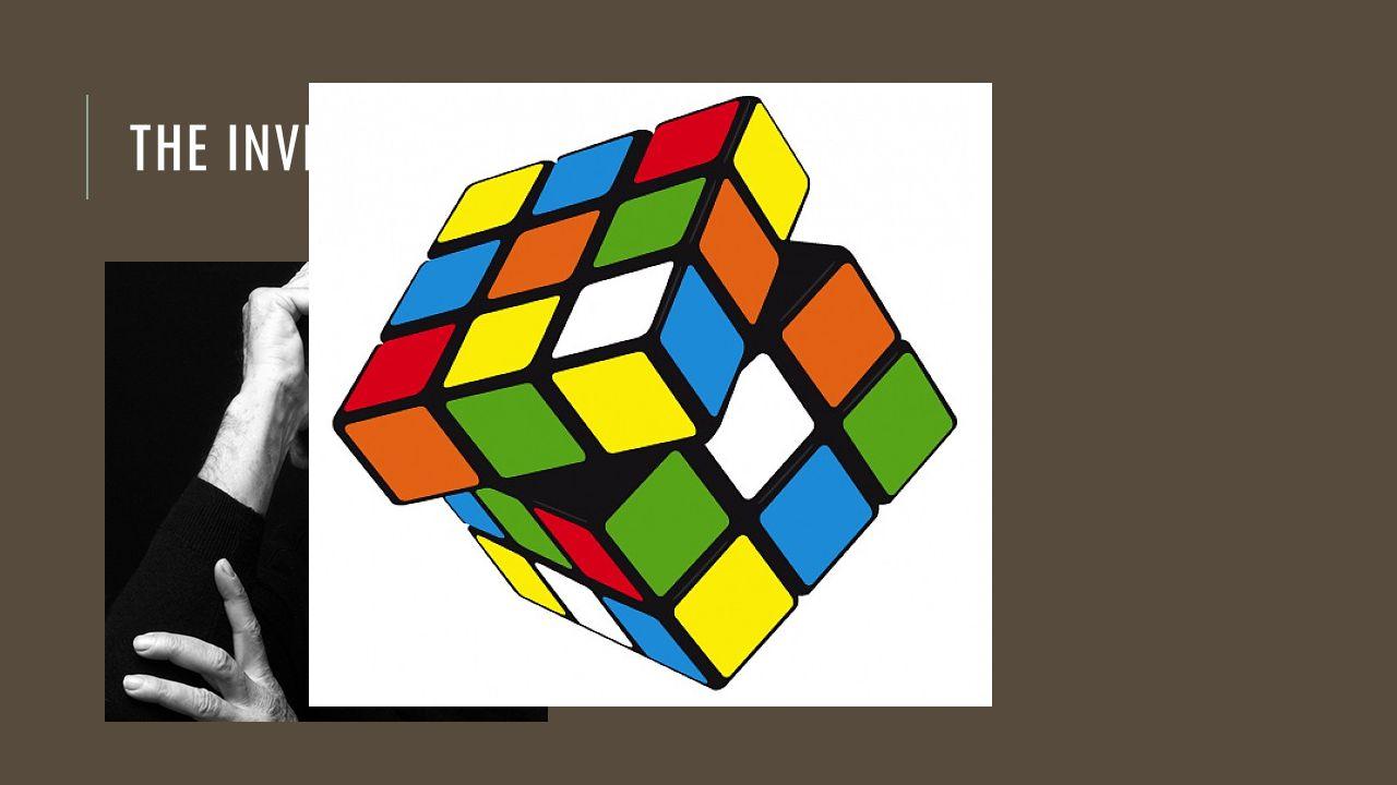 THE INVENTOR OF THE RUBIK'S CUBE: A) Árpád Rubik B) Miklós Rubik C) Ernő Rubik