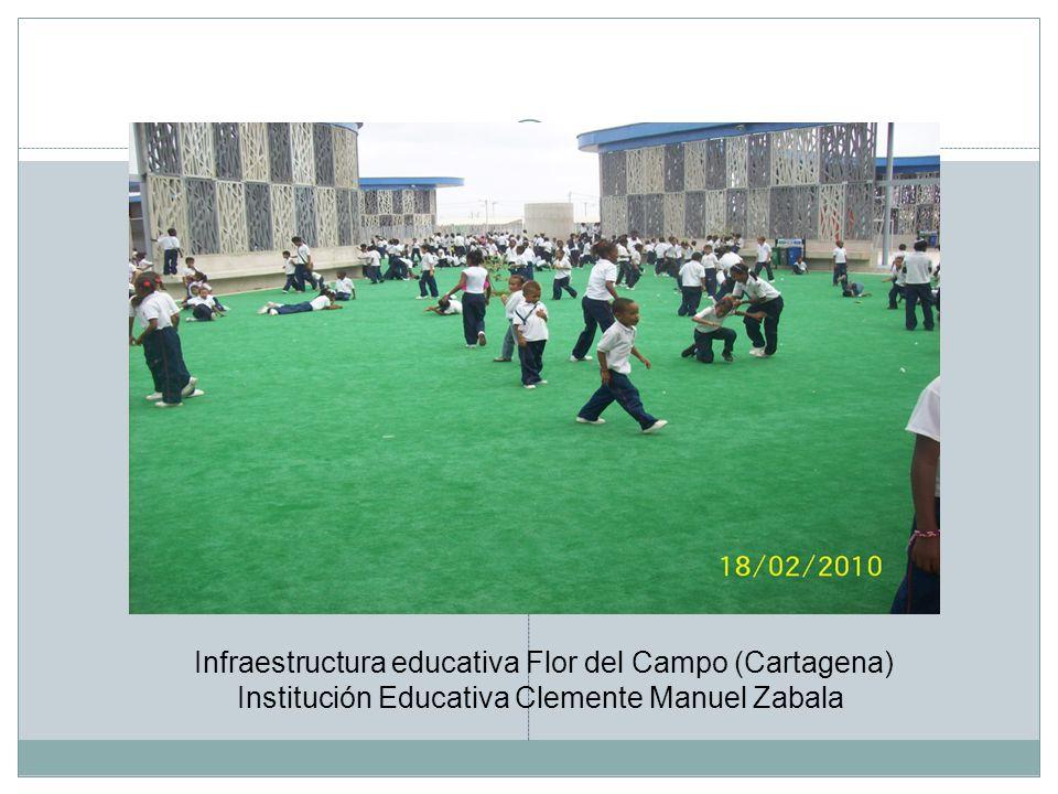 Infraestructura educativa Tokio (Pereira) Institución Educativa Jaime Salazar Robledo