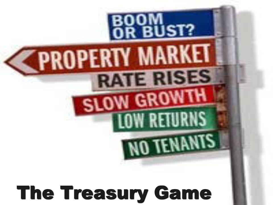 The Treasury Game