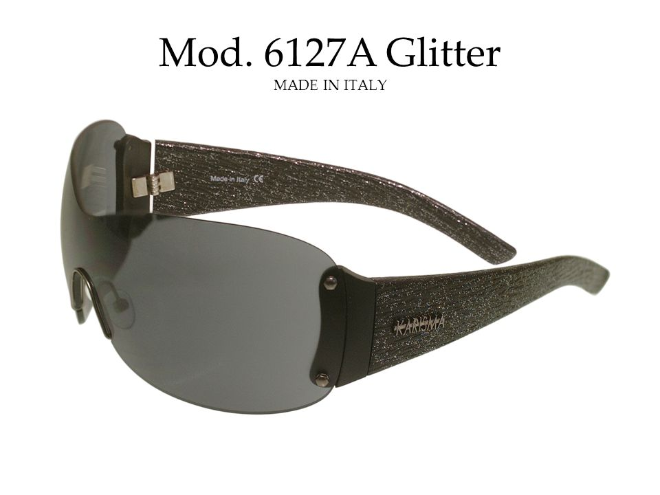 Mod. 6127A Glitter MADE IN ITALY