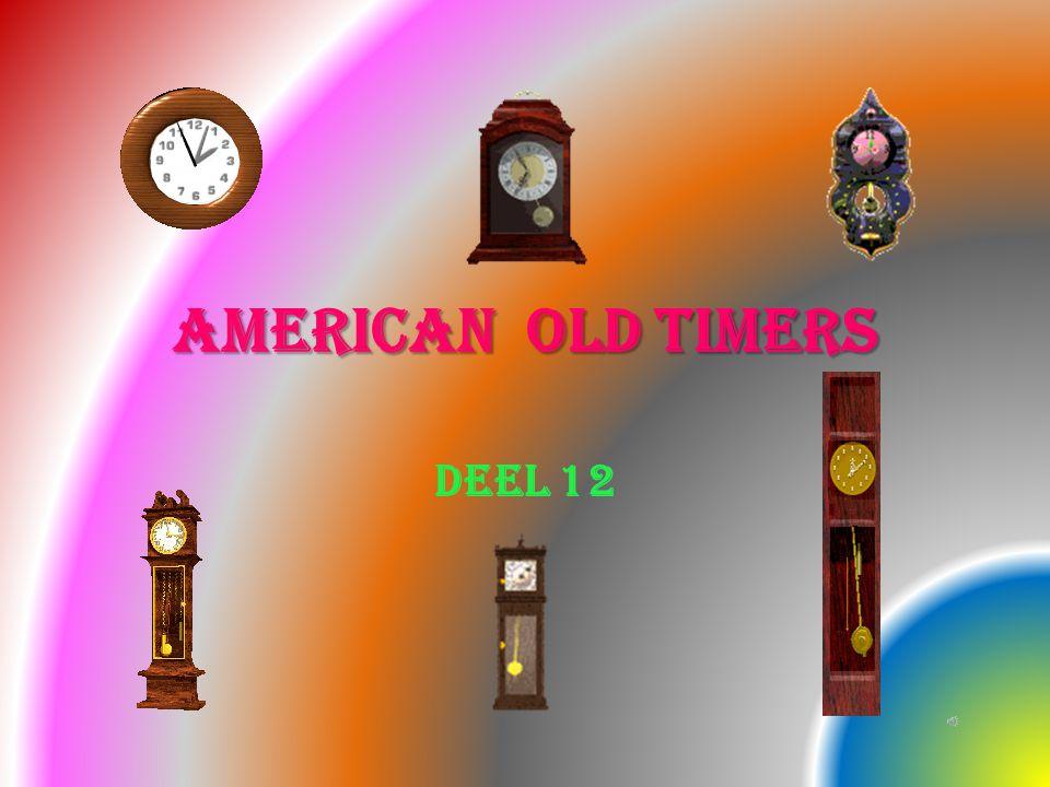 American old timers Deel 12