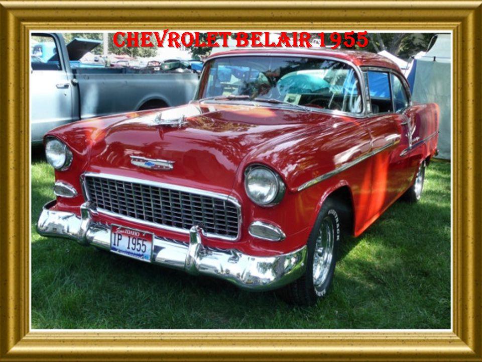 Chevrolet de luxe 1952