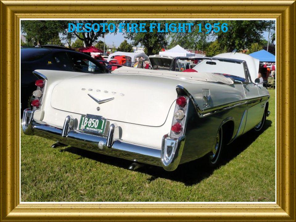 Desoto fire flight 1956