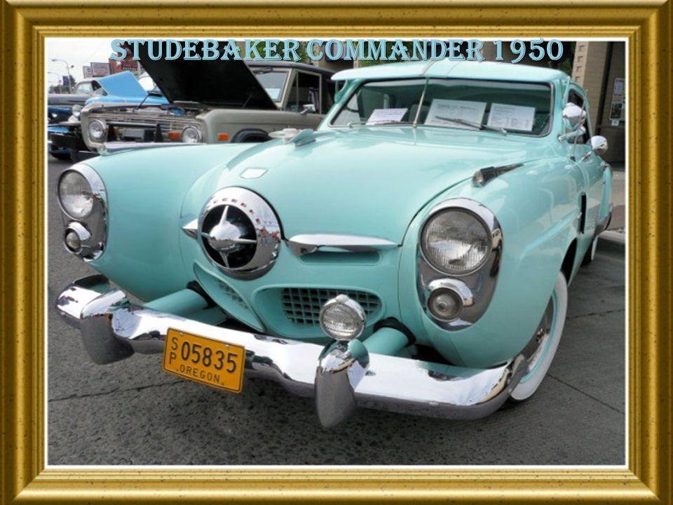 Studebaker commander 1950