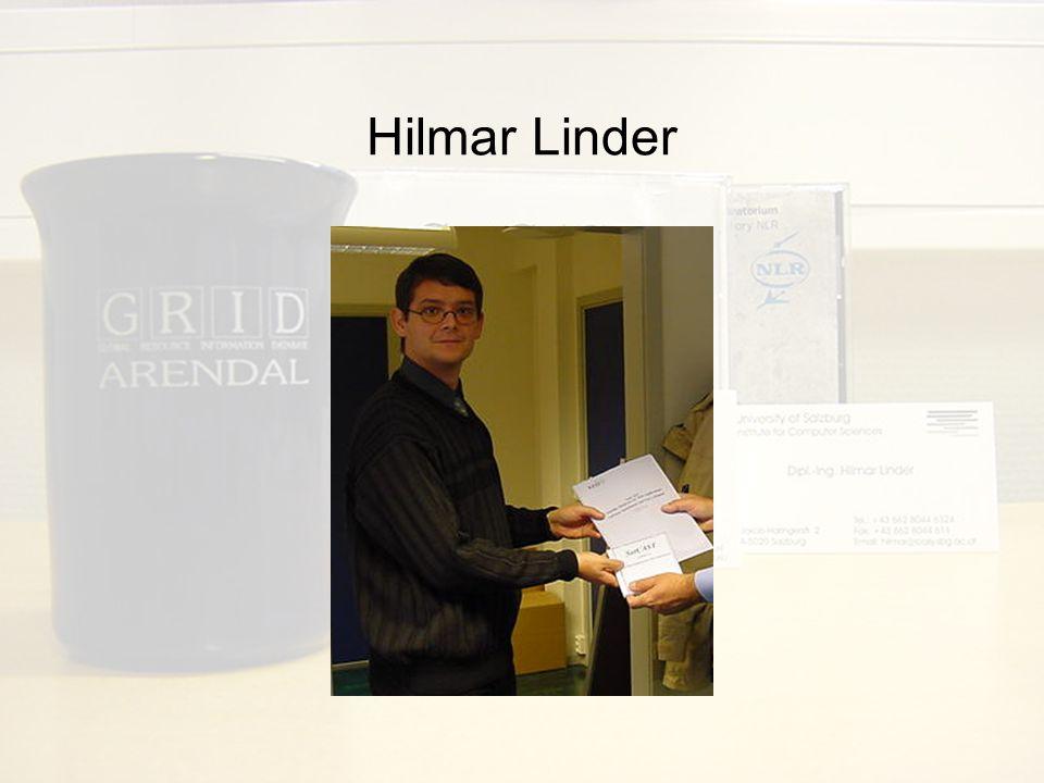 Hilmar Linder