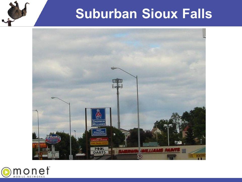 Suburban Sioux Falls