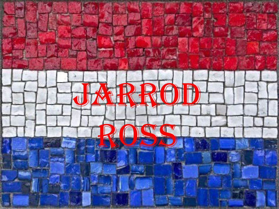 Jarrod Ross