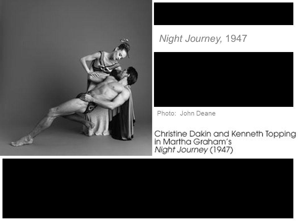 Photo: John Deane Night Journey, 1947