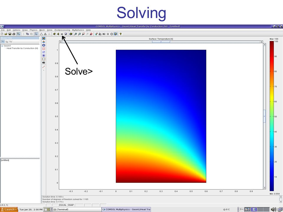 Solving Solve>