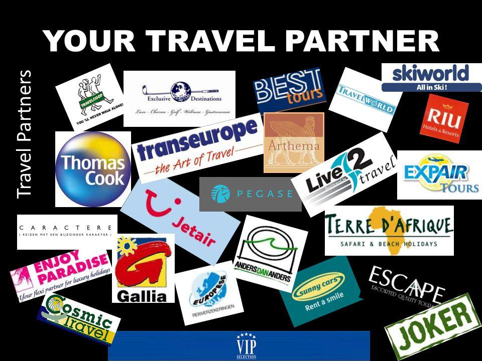 YOUR TRAVEL PARTNER Travel Partners