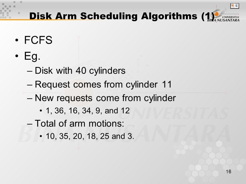 16 FCFS Eg.