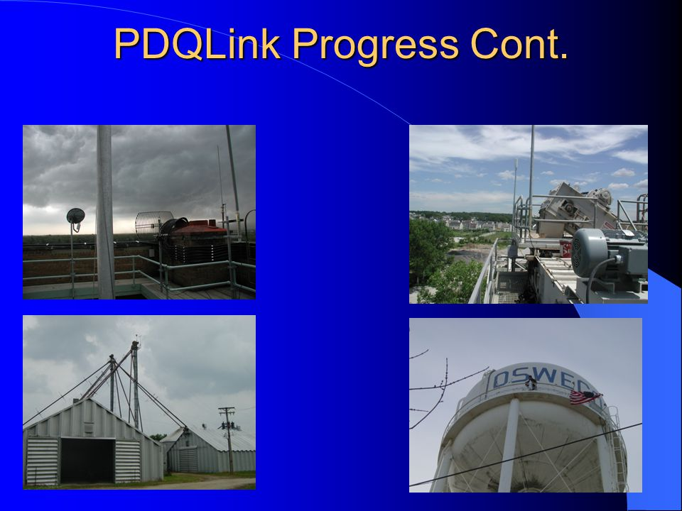 PDQLink Progress Cont.