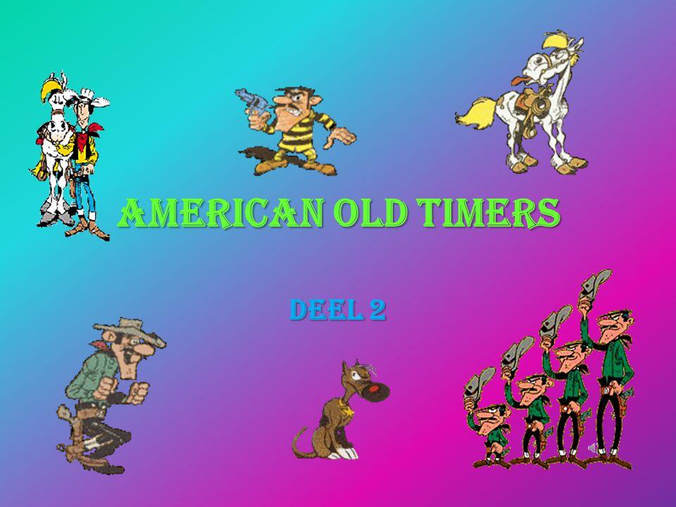 American old timers Deel 2