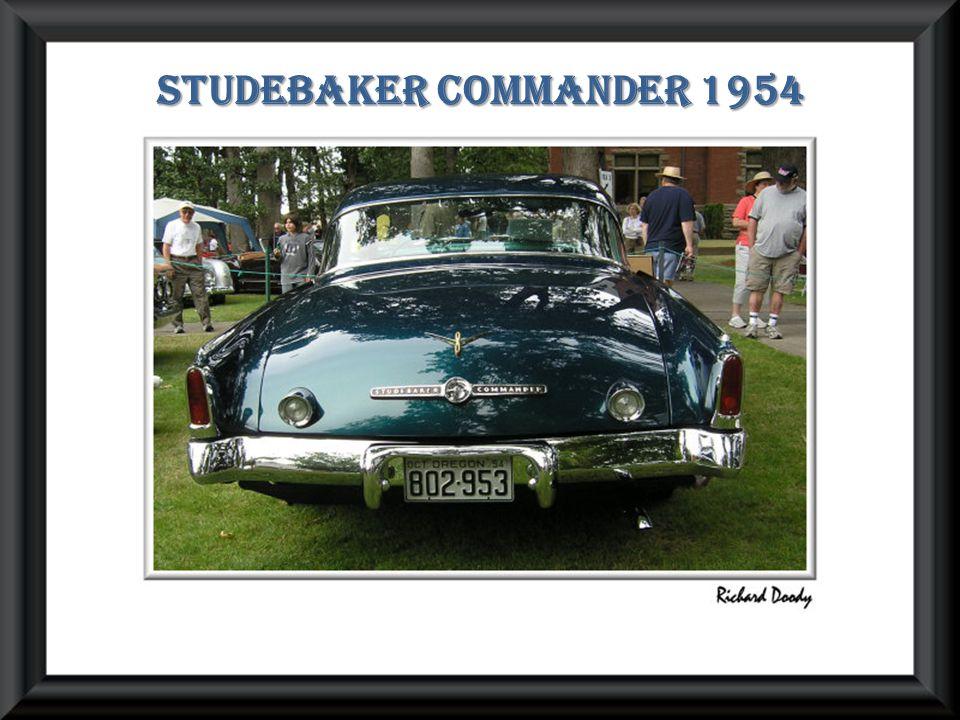 Studebaker commander 1954