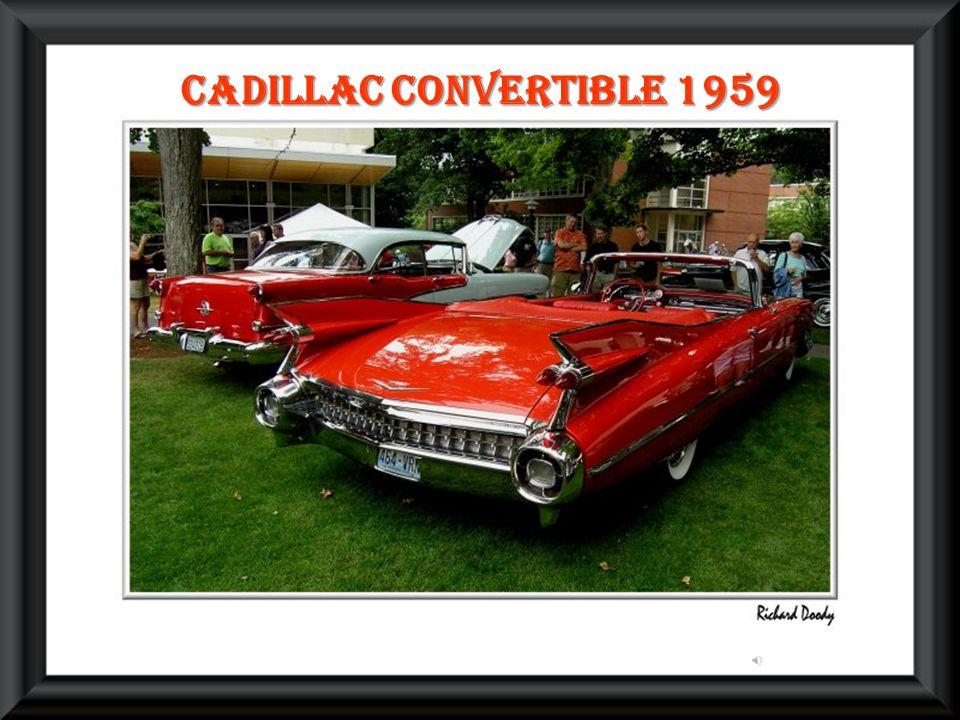 Pontiac bonne Ville 1957