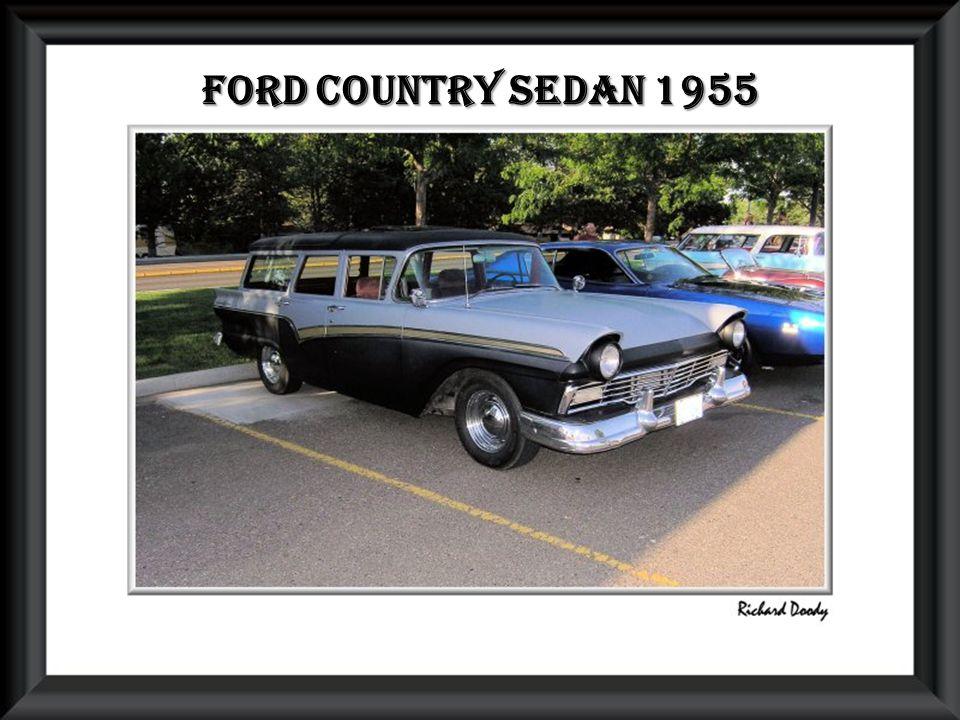 Ford country sedan 1955
