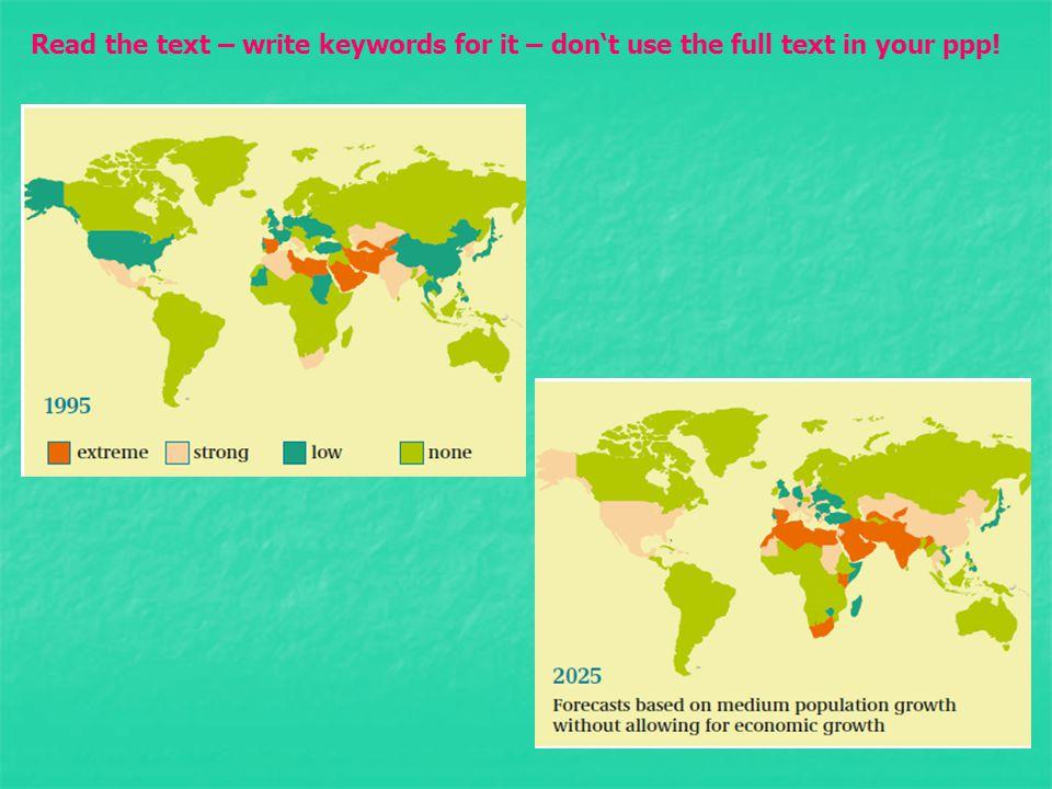 What is virtual water ? In keywords