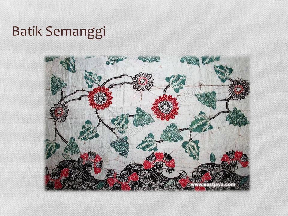 Batik Semanggi