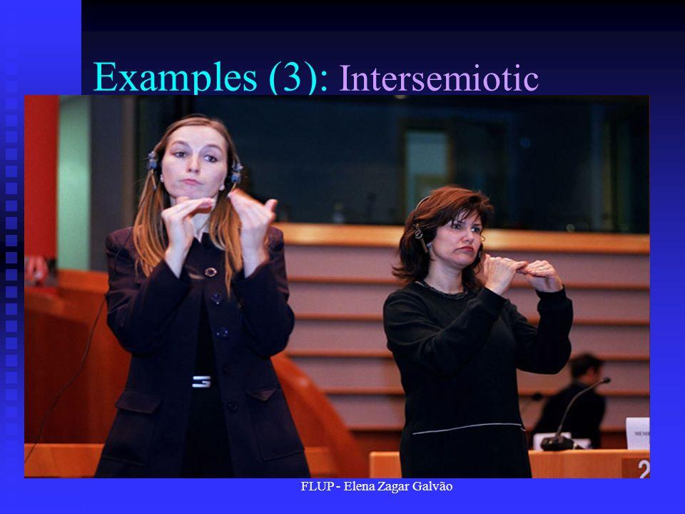 FLUP - Elena Zagar Galvão Examples (3): Intersemiotic