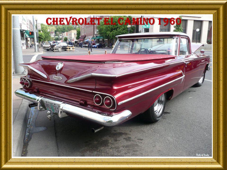 Chevrolet el cami no 1960