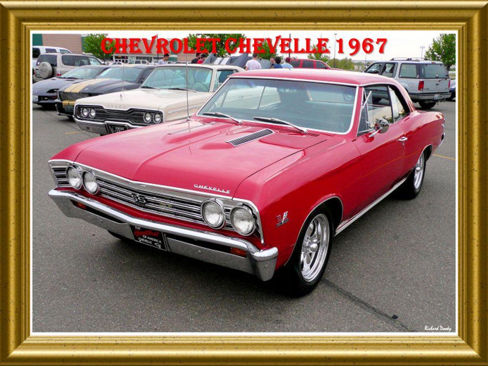 Chevrolet Camino 1968