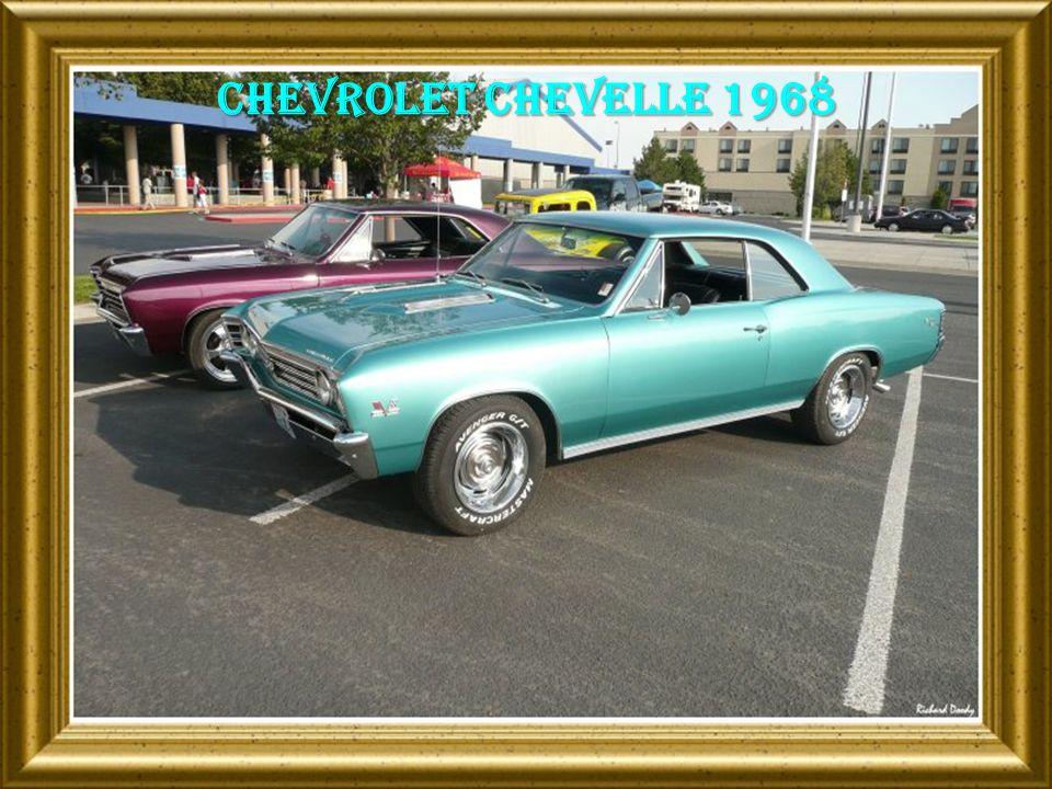 Chevrolet chevelle 1967