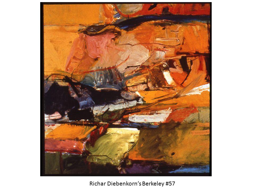 Richar Diebenkorn's Berkeley #57