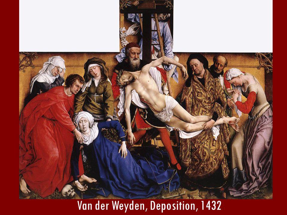 Van der Weyden, Deposition, 1432