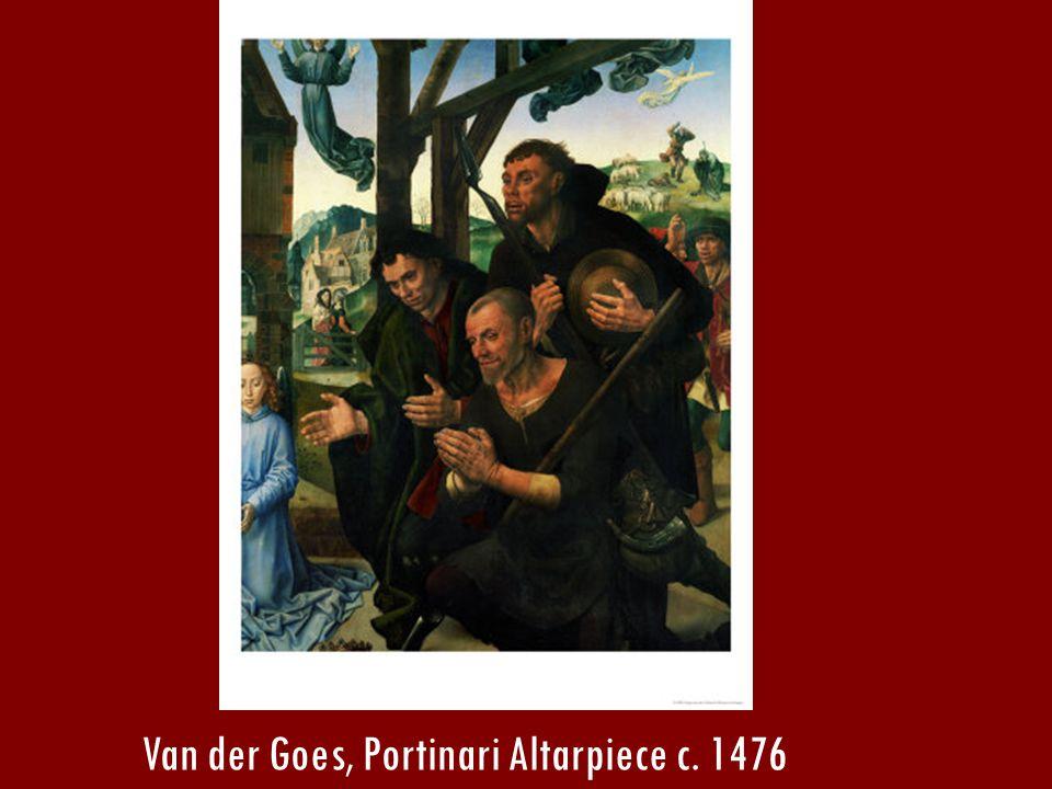 Van der Weyden, Last Judgment Altarpiece, 1444-1448