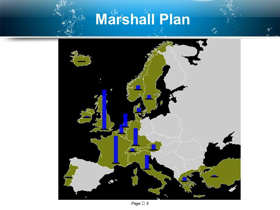 Page  5 Marshall Plan