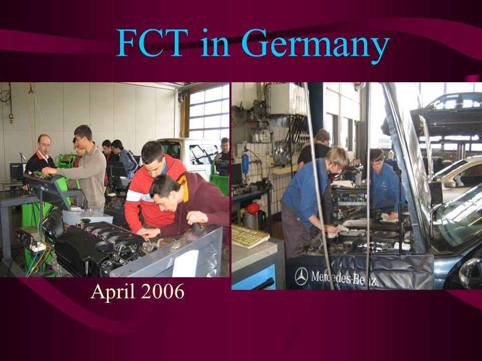FCT in Germany April 2006
