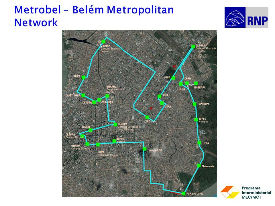 Metrobel – Belém Metropolitan Network