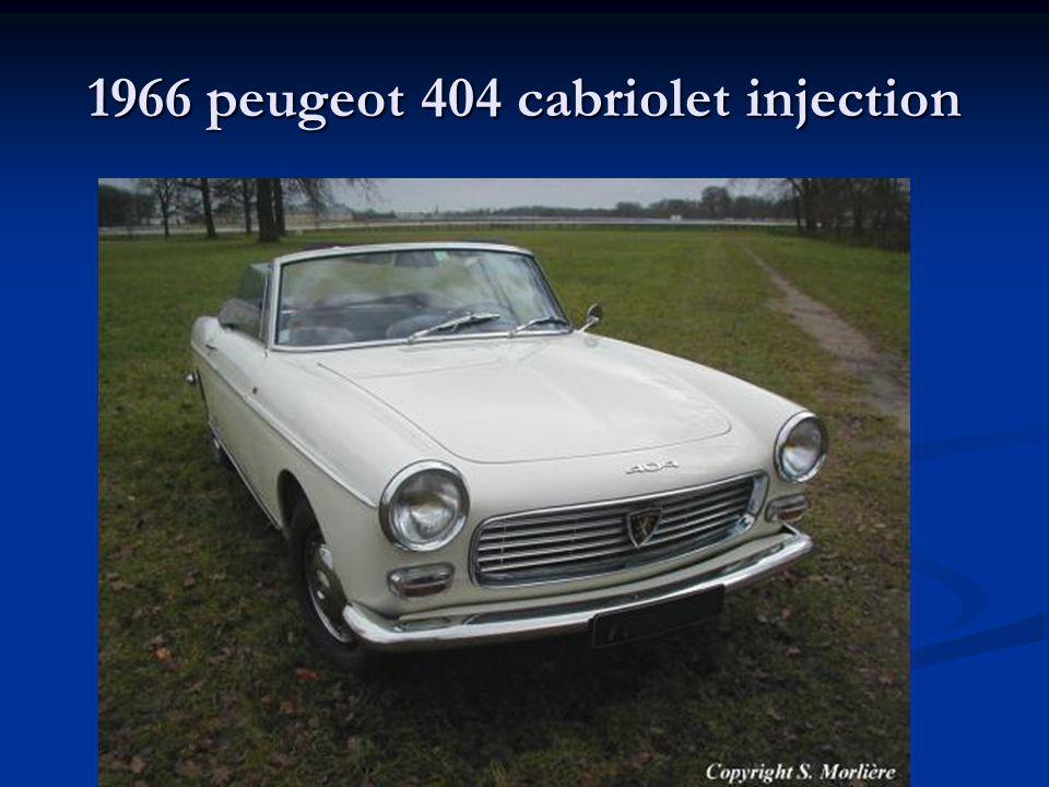 1963 renault 4L